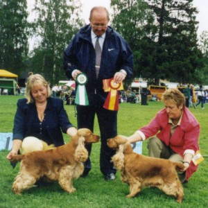 Alfta-Kennel clubb/National July 1:st